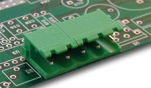 Stiftstecker PVxx-5,08-H-M, horizontal Raster 5,08 mm aneinanderreihbar