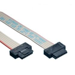 MiniBridge Verbindungskabel Federleiste, mit Flachbandkabel