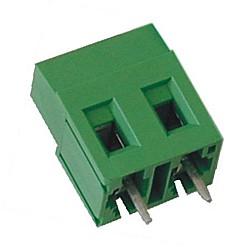 Leiterplattenklemme MVSP27x-7,62-V vertikal 19,00 mm hoch, Raster 7,62 mm