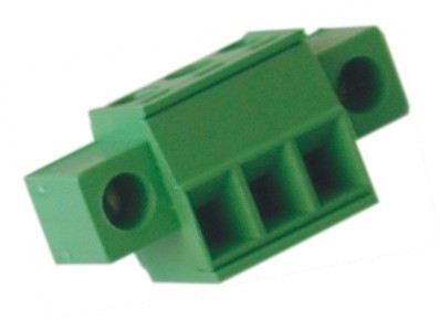 Buchsenstecker SHxx-7,62 horizontal Raster 7,62 mm