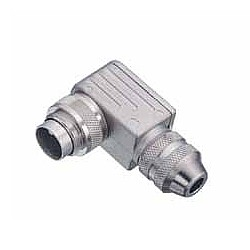 Binder Winkelstecker crimp 4 - 6 mm Serie 423