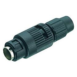 Binder Kabelstecker 4 - 5 mm Serie 710