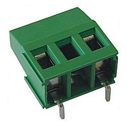 Leiterplattenklemme horizontal Raster 10,16 mm Bauhöhe 16,00 mm