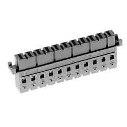 Steckverbinder DIN 41612 Bauform H11