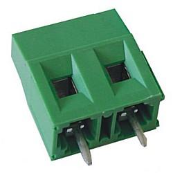 Leiterplattenklemme MVE27x-7,5-V vertikal 16,80 mm hoch, Raster 7,50 mm
