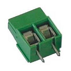 Leiterplattenklemme MVE15x-5-V vertikal 13,50 mm hoch, Raster 5,00 mm