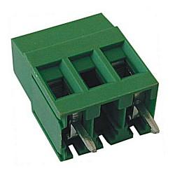 Leiterplattenklemme MVSP25x-10,16-V, vertikal 19,00 mm hoch, Raster 10,16 mm