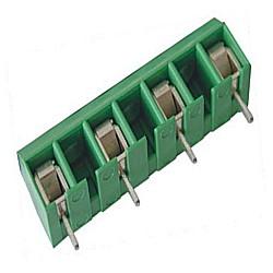 Leiterplattenklemme vertikal R 10 mm Bauhöhe 10,20 mm Cage Clamp