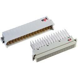 Steckverbinder DIN 41612 Bauform F