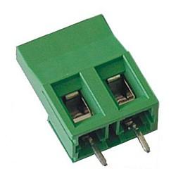 Leiterplattenklemme MV47x-7,62-V-L vertikal 21,00 mm hoch, Raster 7,62 mm