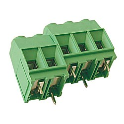 Leiterplattenklemme MV10x-10,16-V-A, vertikal 29,30 mm hoch, Raster 10,16 mm