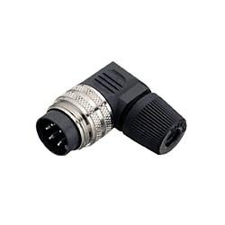 Binder Winkelstecker Kunststoff 4 - 6 mm Serie 682