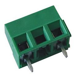 Leiterplattenklemme MV15x-10-V, vertikal 10,60 mm hoch, Raster 10 mm