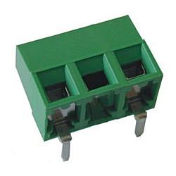 Leiterplattenklemme horizontal Raster 10,00 mm Bauhöhe 10,60 mm