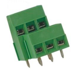 Leiterplattenklemme MVD15x-5,08-V vertikal, Raster 5,08 , modular