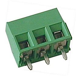 Leiterplattenklemme MV15x-5,08-V vertikal 10,60 mm, Raster 5,08 mm