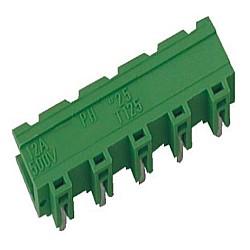 Stiftstecker PVxx-7,5-H horizontal Raster 7,50 mm offen
