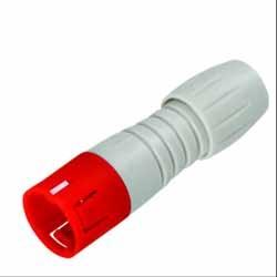 Binder Kabelstecker rot-grau Serie 620