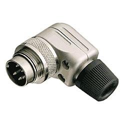 Binder Winkelstecker Metall 6 - 8 mm Serie 682
