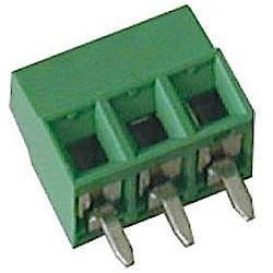 Leiterplattenklemme MV13x-3,5-V-L vertikal 8,5 mm hoch, Raster 3,50 mm