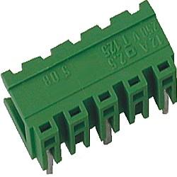 Stiftstecker PVxx-10,16-H horizontal Raster 10,16 mm offen