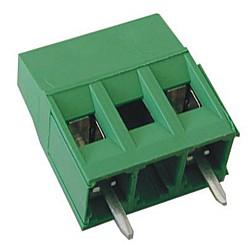 Leiterplattenklemme MVE25x-10-V vertikal 16,80 mm hoch, Raster 10 mm